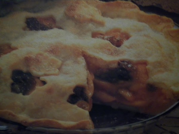 Nan's Go To 1 Or 2 Crust Pie Crusts Recipe