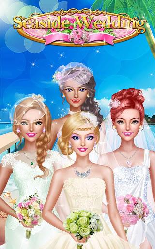 Seaside Wedding Salon Girl SPA screenshot 15