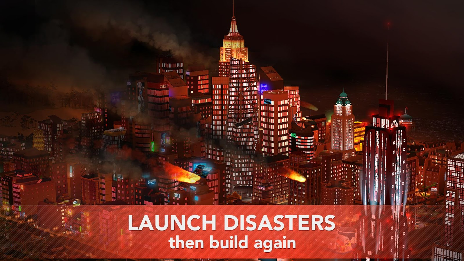 SimCity BuildIt- screenshot