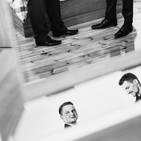 Wedding photographer Wojciech Kuprjaniuk (melodiachwil). Photo of 18.01.2016