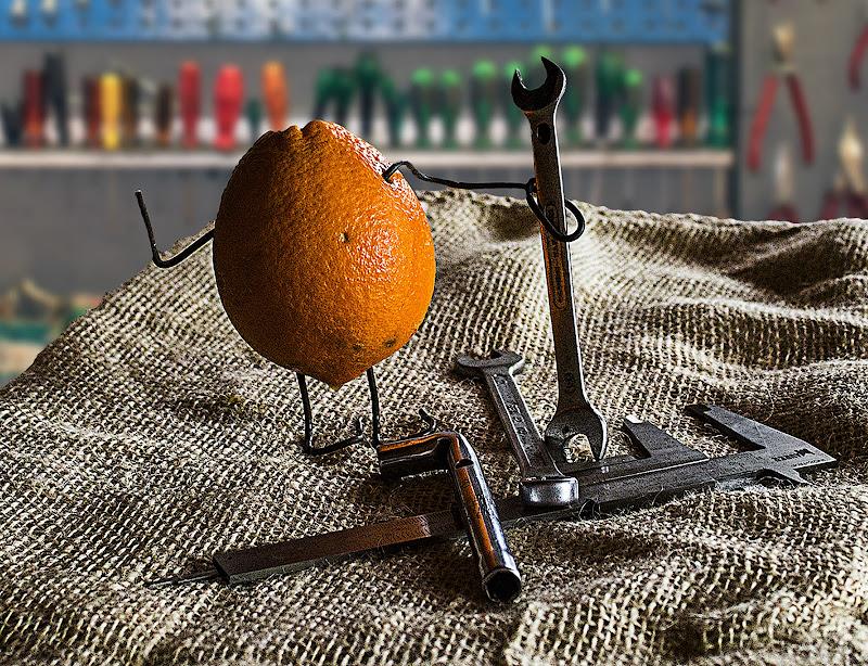 arancia meccanica di vincenzo_spera