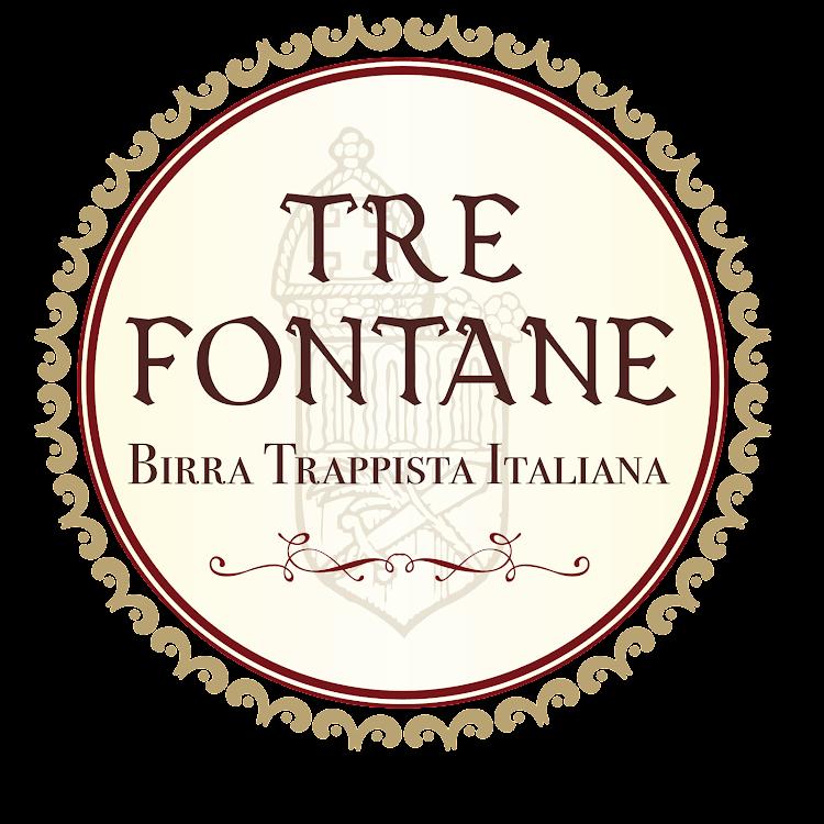 Logo of Abbazia Delle Tre Fontane Tre Fontane Trappist Tripel