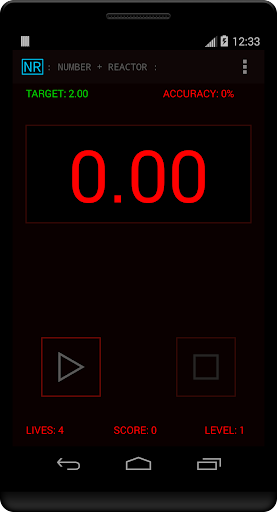 Number Reactor