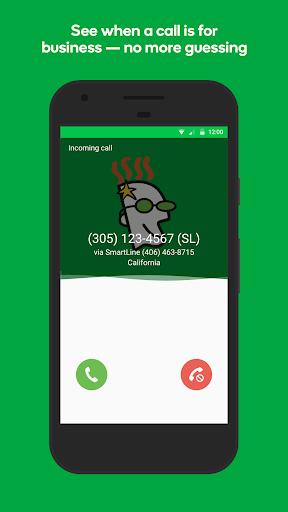GoDaddy SmartLine 2nd Number 3.3.7 screenshots 3
