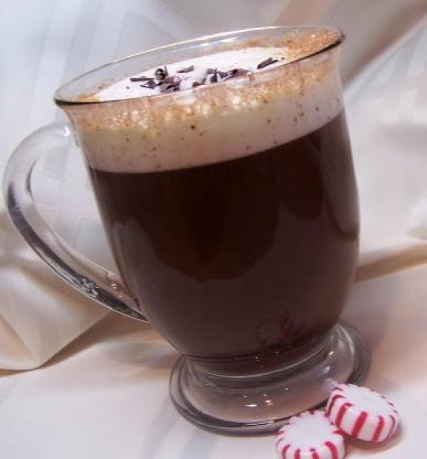 Chocolate Cappuccino Recipe
