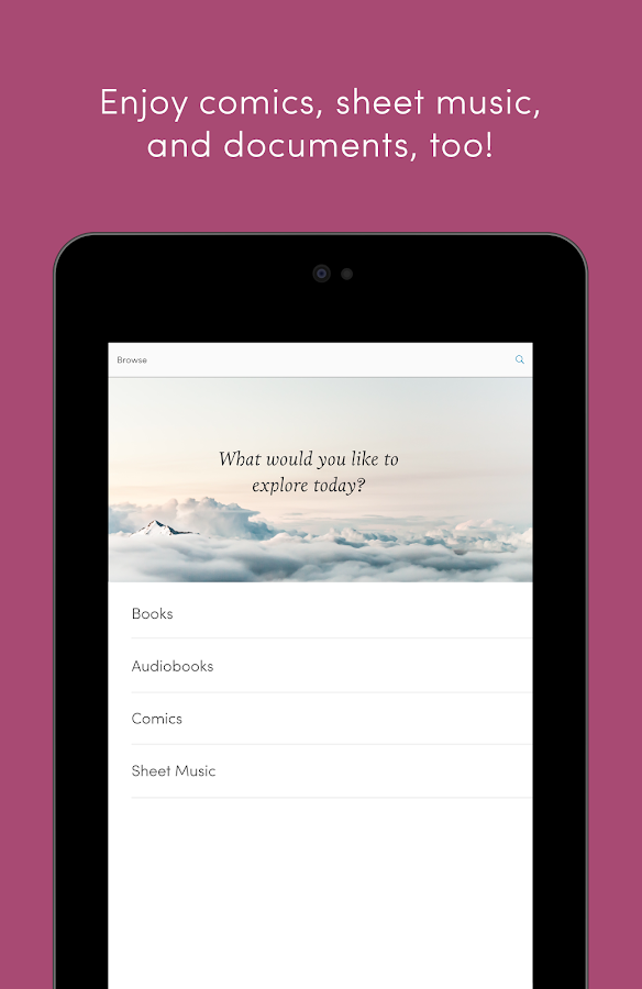 Scribd - A World of Books- screenshot
