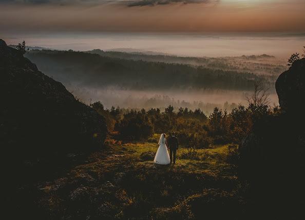 Esküvői fotós Maciek Januszewski (MaciekJanuszews). Készítés ideje: 15.12.2017