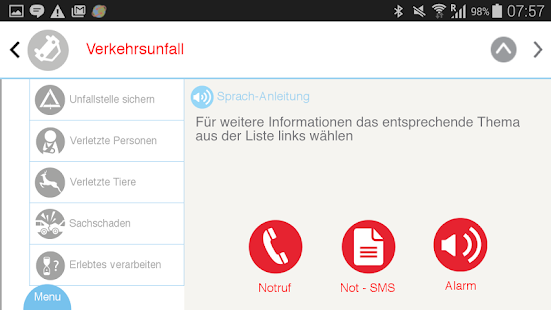 SecuriHelp- screenshot thumbnail