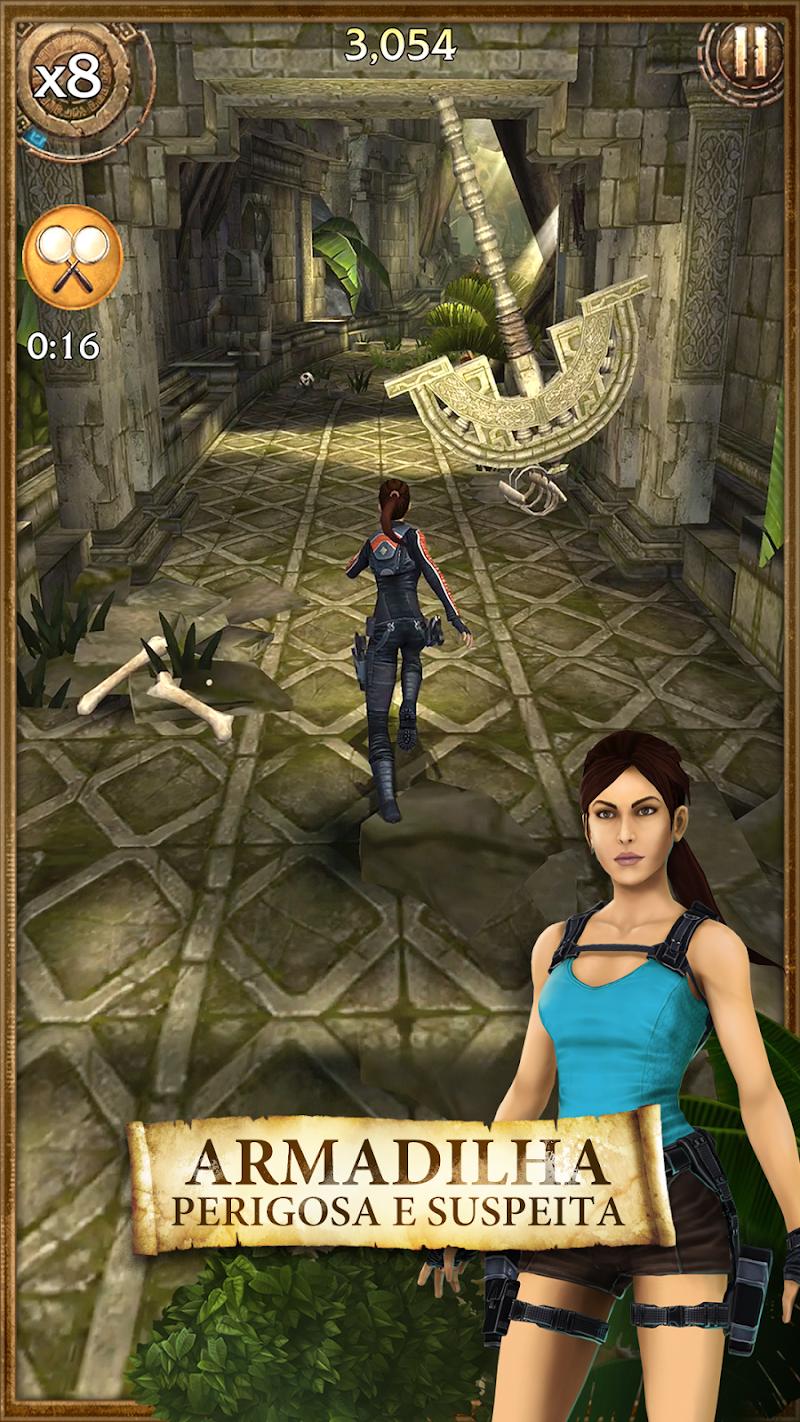 Lara Croft Relic Run  – APK MOD HACK – Dinheiro Infinito