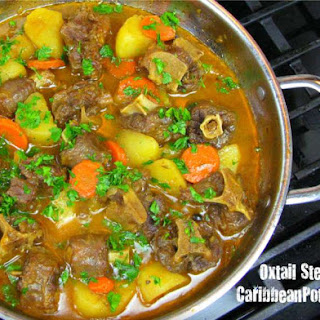 The Ultimate Oxtail Stew..