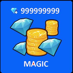 Magic Diamond Free Fire Simulator Free 2