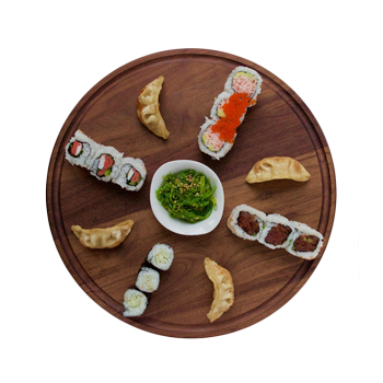 Virginia Boys Kitchens Cheese Board Cutting Board Sushi Platter