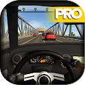 Highway Car Traffic Driver Pro icon