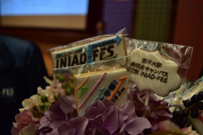 情報連携学部 大学祭「INIAD-FES」が学園祭グランプリで総合6位に選ばれました