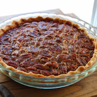 Award-Winning Pecan Pie...Allegedly
