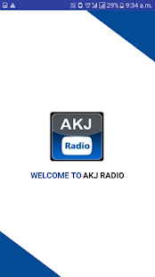 AKJ Radio- screenshot thumbnail