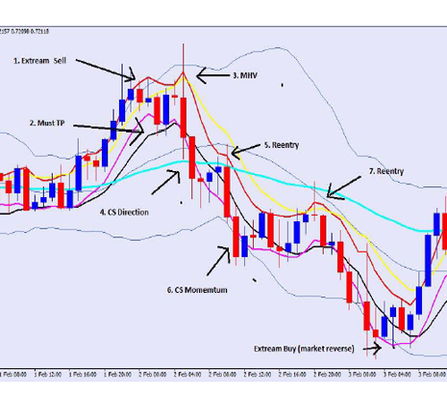 Forex Ebook - Trading Strategy 5.1 screenshots 1