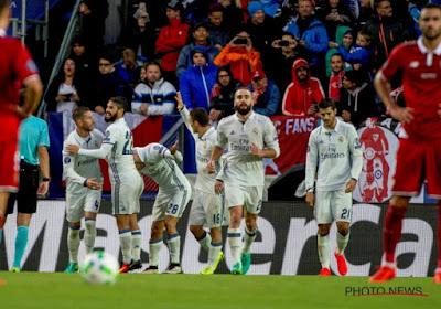 Le Real Madrid prolonge un de ses cadres