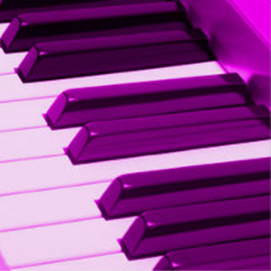 Pink Piano With Magic Tiles Music Games for Kids