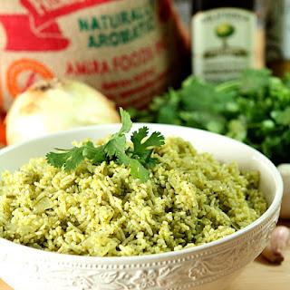 Cilantro Serrano Mexican Rice