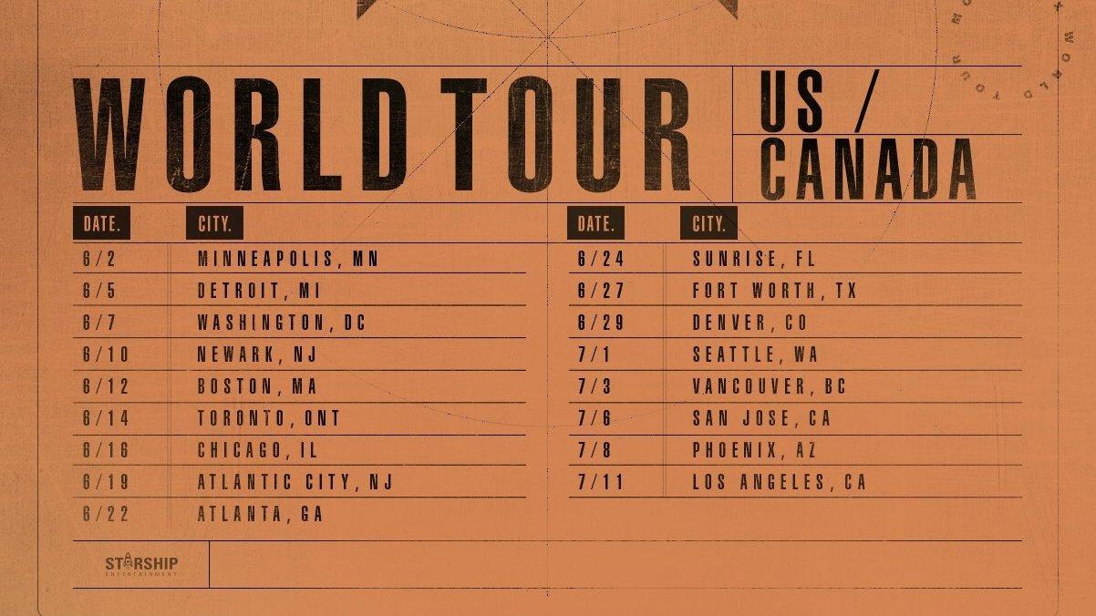 monsta x world tour sched 1