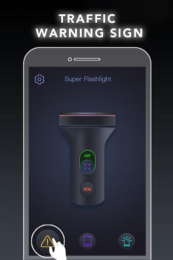 Super Flashlight screenshot 4