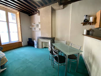 Studio meublé 25,22 m2