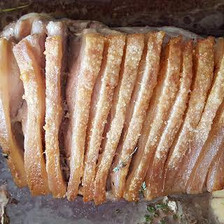 Pork Belly.