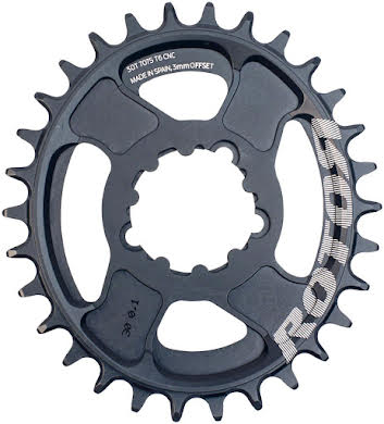 Rotor Q-Ring Boost Direct Mount Oval Chainring: SRAM Cranks alternate image 0