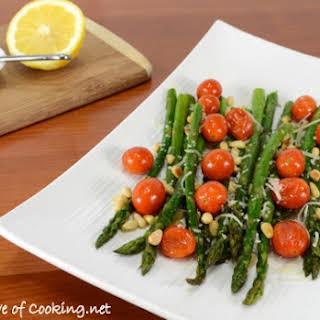 Tuscan-Style Roasted Asparagus.