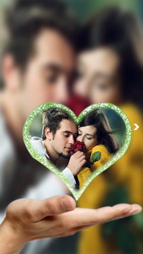 PIP Camera Effect – Love theme
