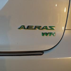 エスティマ ACR50W Ⅳ型 AERAS SMART 2017年式のエンブレムのカスタム事例画像 烏龍茶さんの2019年01月14日22:38の投稿