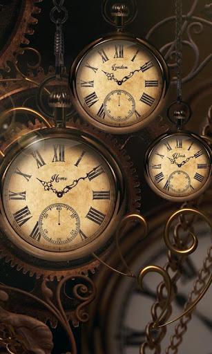 Gold Clock PRO