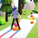 Roller Skating Park – 3D Sky Roll Skate icon
