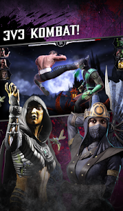 MORTAL KOMBAT X Mod Apk Free Download 2