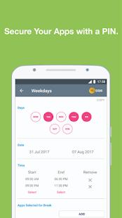 iFocusMode - App Lock, Control Phone Addiction - náhled