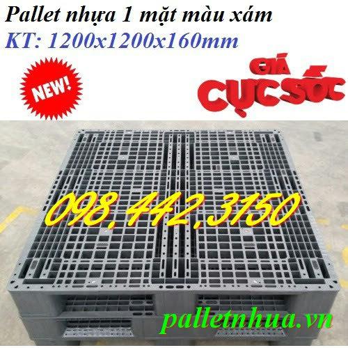 pallet nhựa 1200x1200