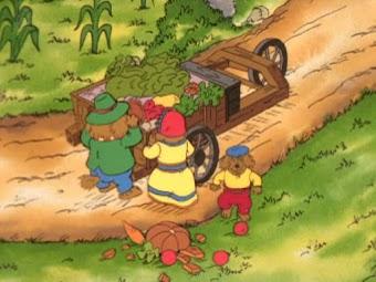 Bananas the Magician / The First Horseless Carriage / Princess Hilda