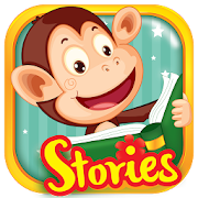 Monkey Stories: books, reading games for kids