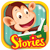 Monkey Stories: children's books & reading games