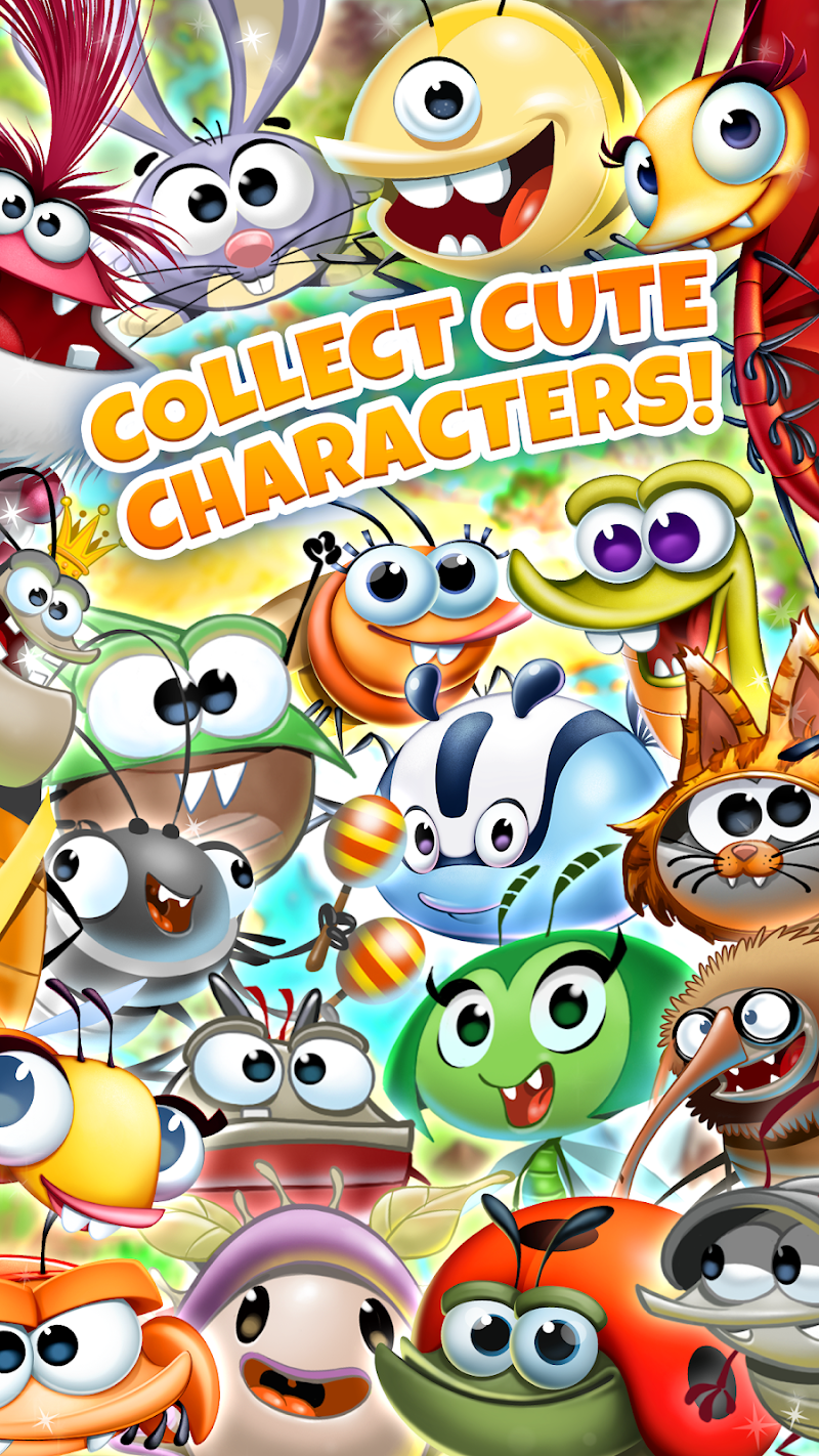 Best Fiends - Free Puzzle Game Screenshot 18