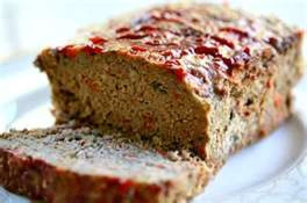 Old Fashion Meat Loaf Recipe