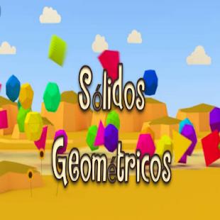 SÓLIDOS GEOMÉTRICOS - náhled
