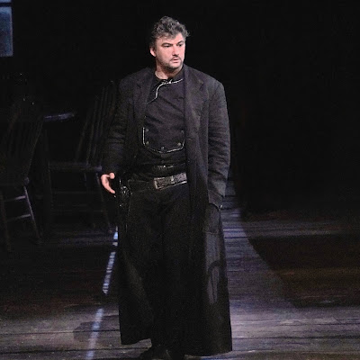 Opera laid bare, for better or for worse in the Met's Fanciulla