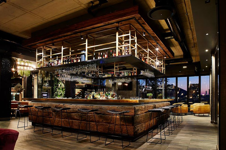 Behold: the Joburg spot voted Africa\'s most beautifully-designed bar