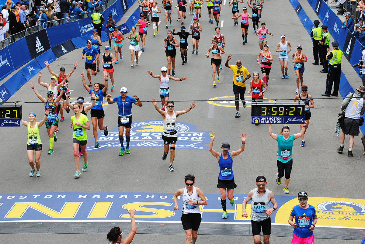 Image result for boston marathon pics