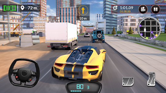 Drive for Speed: Simulator V1.19.6 Apk + Mod (Money) for Android FREE 2
