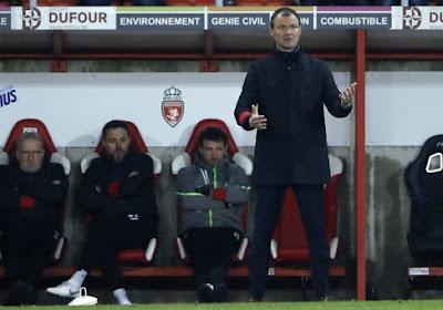 """Fâché, l'entraîneur du Cercle annule un jour de congé: """"C'était insuffisant"""""""