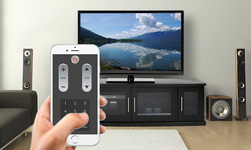Phone As TV Remote - náhled