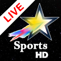 Star Sports Live Cricket TV Streaming Guide icon